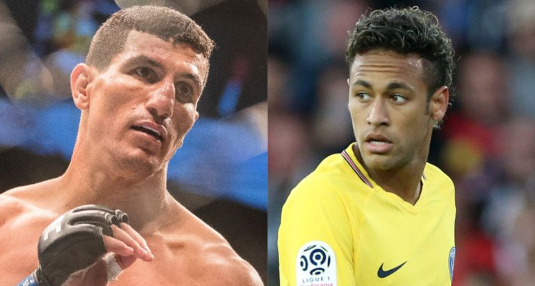 PSG: Un luchador de la UFC será guardaespaldas de Neymar