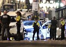 Abaten a cinco terroristas en un nuevo ataque en Cambrils