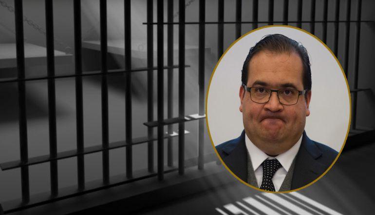 Javier Duarte, Veracruz, Juicio, Huelga de Hambre, Moreira.: Javier Duarte se declara en huelga de hambre