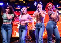 """Grupo de K-Pop realiza doblaje de escena de """"María la del Barrio"""""""
