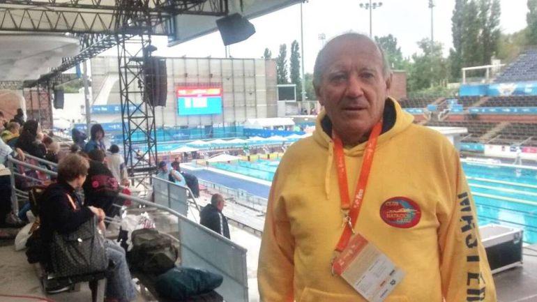 Atentado en Barcelona: El gesto del nadador español al que no le dejaron guardar un minuto de silencio