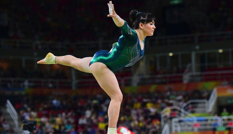 Así luce Alexa actualmente, la gimnasta mexicana criticada por su cuerpo