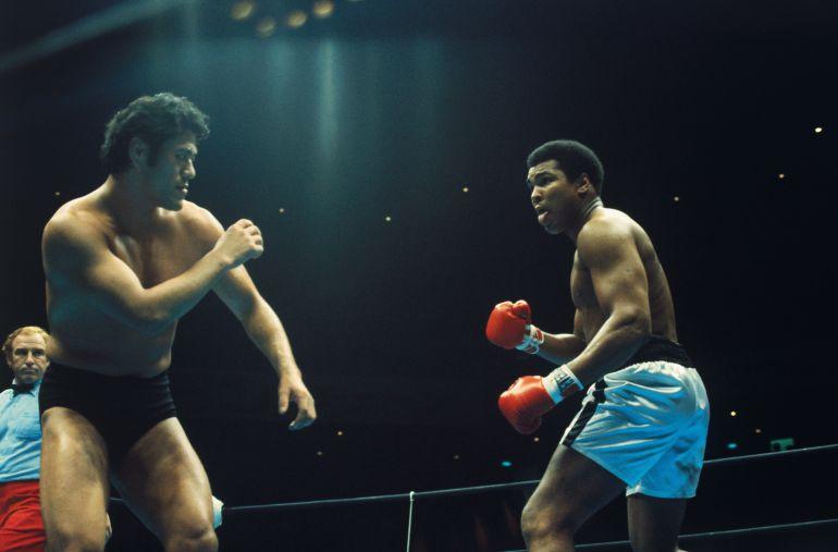 Mayweather vs McGregor: La pelea entre Muhammad Ali y un luchador japonés