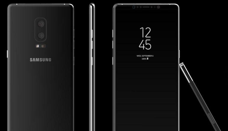 Samung lanza el nuevo Galaxy Note 8