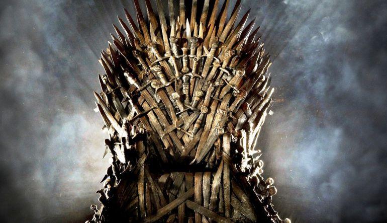 ¡El Trono de Hierro de 'Game of Thrones' llega a México!