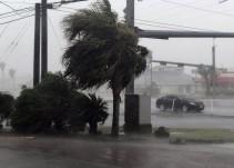 Harvey se debilita pero deja daños en Texas