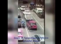 Automovilista mata a presunto delincuente que pretendía asaltarlo