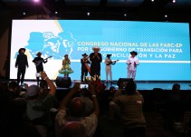 Las FARC comienzan proceso para convertirse en partido político