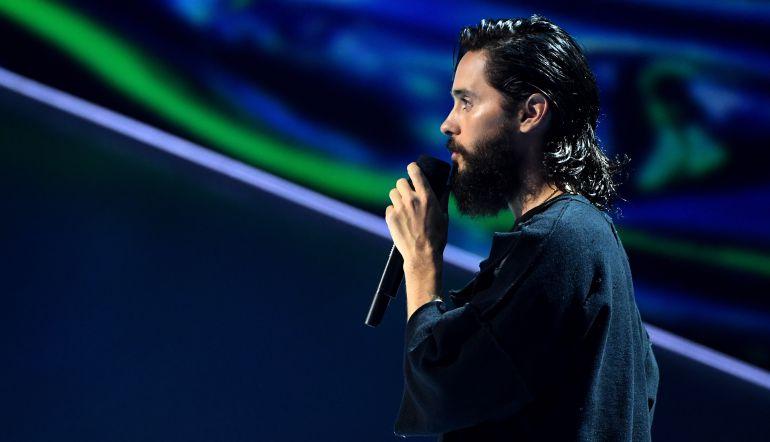 [Video] Jared Leto le dedica unas palabras a Chester Bennington en los MTV VMA 2017