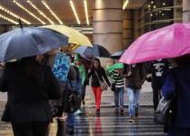 Se prevén tormentas fuertes al menos en 11 entidades del país