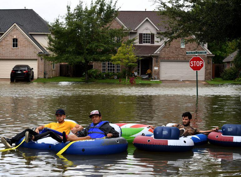 Harvey, huracanes, Donald Trump: Trump evalúa daños ocasionados por Harvey