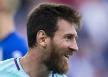El noble gesto de Lionel Messi con un niño en Uruguay