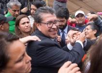 Pide Monreal repetir encuesta de Morena en la Ciudad de México