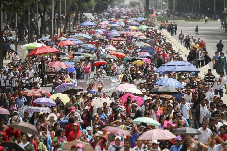 Marchas hoy,Ciudad de México: Movilizaciones y marchas afectarán la CDMX este jueves