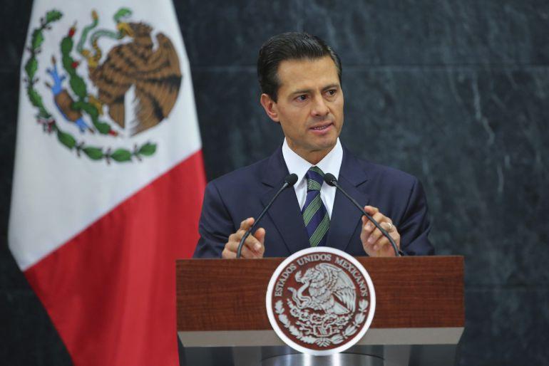 Mensaje, Enrique Peña Nieto: Quinto Informe de Gobierno de EPN