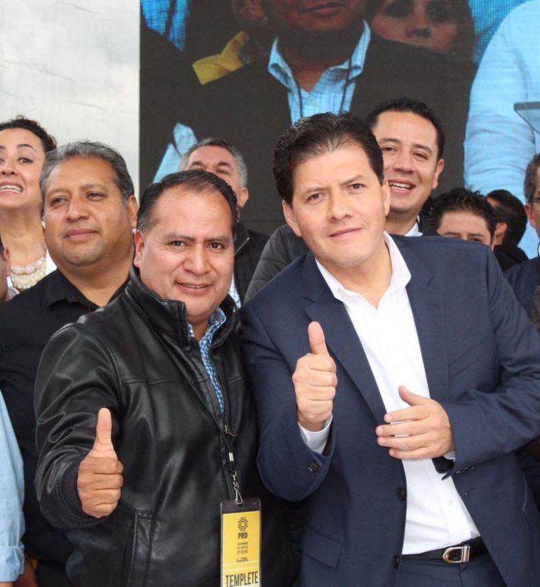 Se destapa Lobo como candidato a Jefe de Gobierno de la CDMX