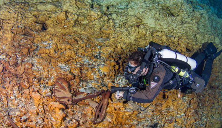 Descubren en México los restos humanos más antiguos de América