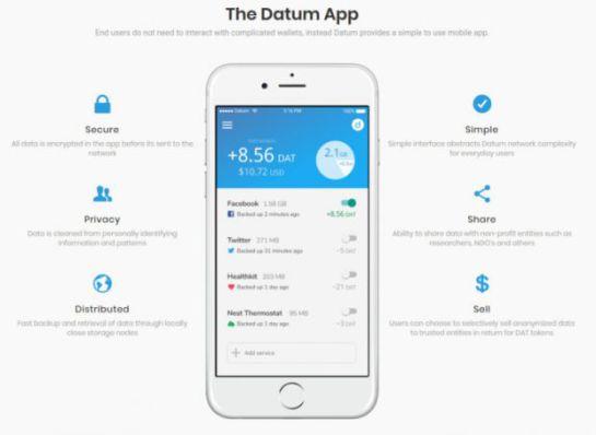Conoce Datum, la app que te paga por compartir tus datos de Facebook