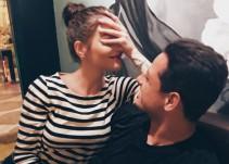 """La broma de """"Chicharito"""" Hernández y Andrea Duro en Instagram"""