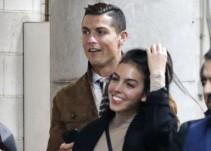 Georgina Rodríguez presume foto con el hijo de Cristiano Ronaldo