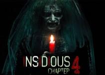 Estrenan primer tráiler de la cuarta entrega de 'Insidious'