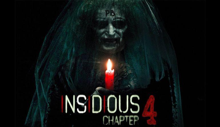 Insidious, Noche Demonio 4: Estrenan primer tráiler de la cuarta entrega de 'Insidious'