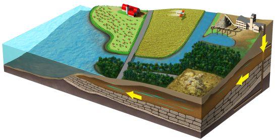 Microplásticos también en el agua de grifo