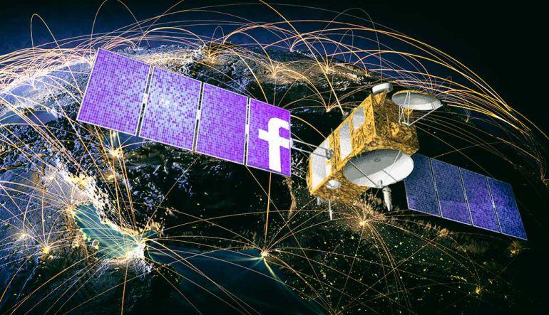 Facebook utilizará drones y satélites para que todo el mundo tenga internet