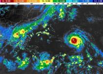 Se forman tres huracanes en el Atlántico: Katia, José e Irma