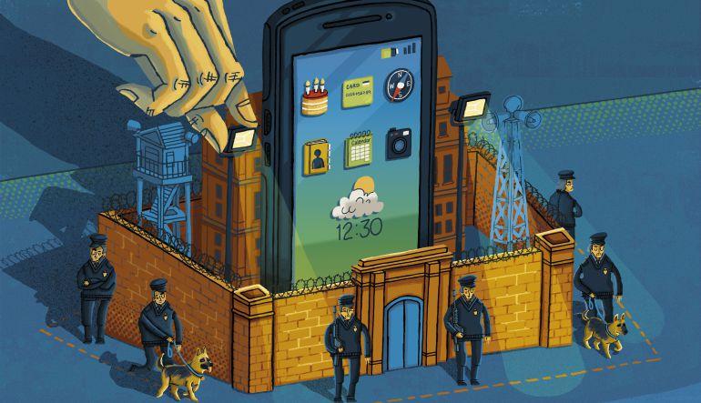 Conoce las apps que protegen la información de tu smartphone