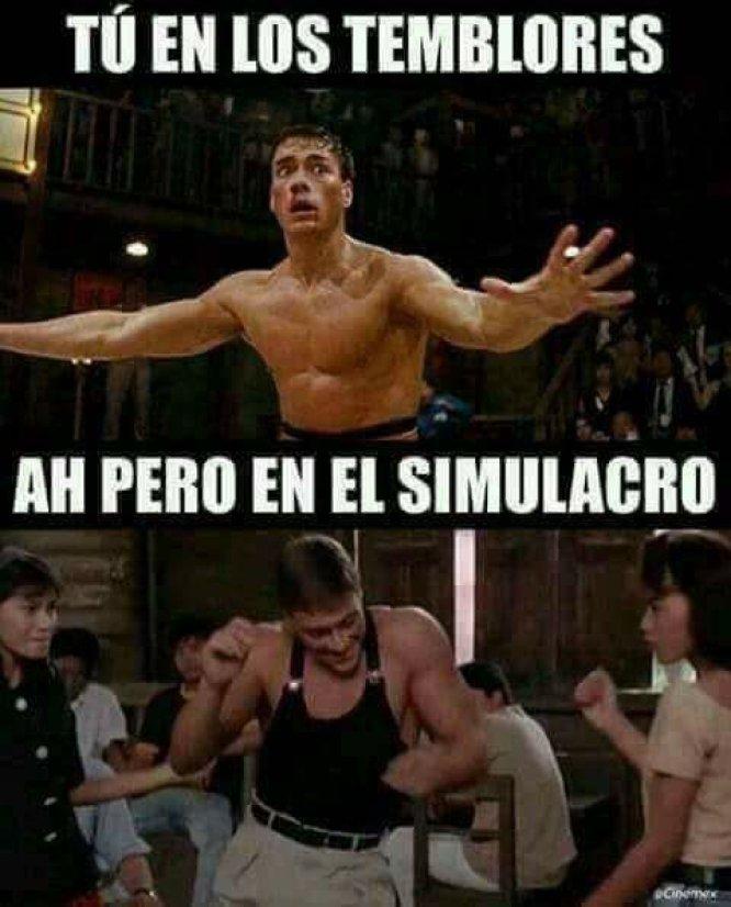Memes , sismo México: Y después del temblor . . . memes