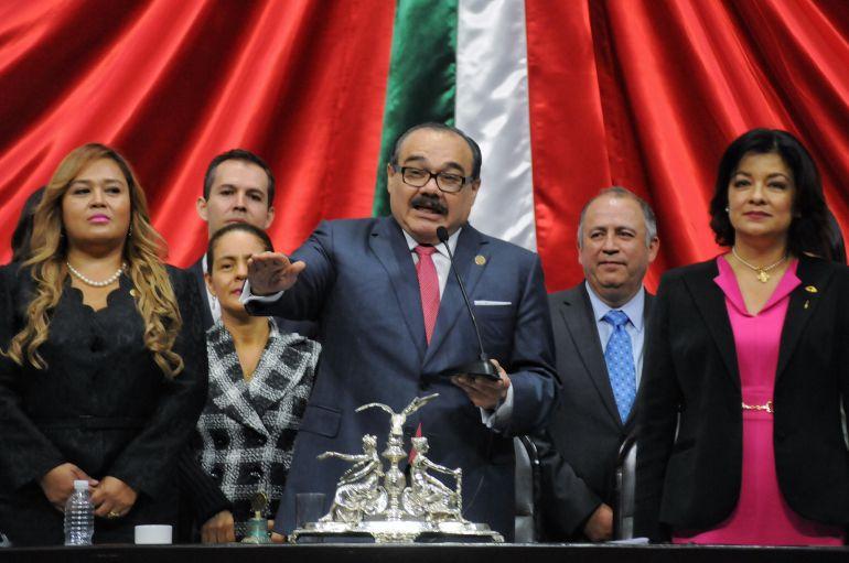 Fiscal Carnal, diputados, Mesa Directiva: Con iniciativa del PRI contra #FiscalCarnal, concluye crisis en San Lázaro