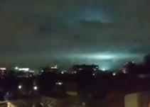 ¿Por qué aparecen luces en el cielo durante un terremoto?
