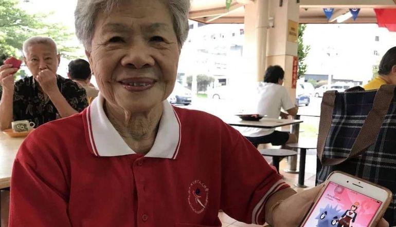 Pokémon Go: Anciana de 84 años a punto de capturar todos los pokémon