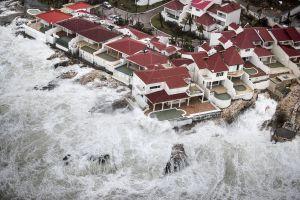 """Huracan,Irma: 10 videos que muestran el devastador paso de """"Irma"""""""