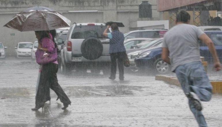 Clima hoy,12 septiembre 2017: Se prevén lluvias en el Estado de México