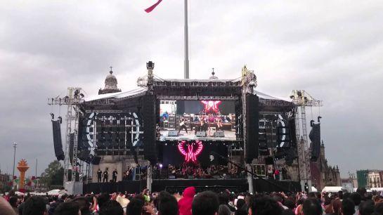 Peña Nieto adelanta el Grito de Independencia en Chiapas