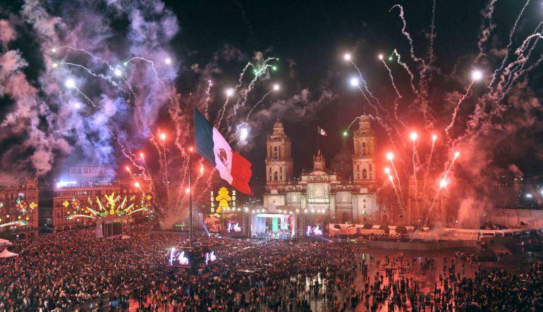 Inician los festejos por Grito de Independencia