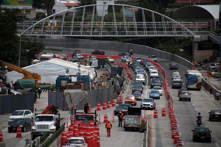 socavón, Cuernavaca, muertos: Detecta la SFP irregularidades en contratos del Paso Exprés por mil 034 mdp