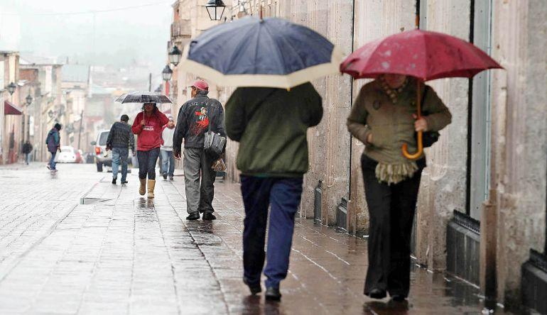 Clima hoy,13 septimebre 2017: Se esperan tormentas intensas al sur de Michoacán