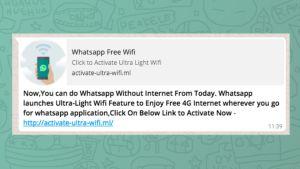 Estafa viral en WhatsApp pone en riesgo a los usuarios