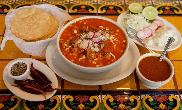 Platillos típicos mexicanos, Independencia: Los platillos típicos del 15 de septiembre