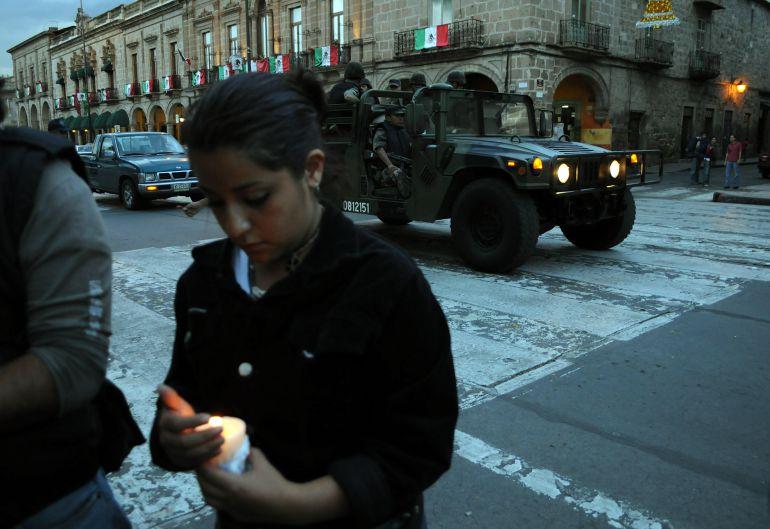 PGR, 15 de septiembre, granadas: El humo de los atentados terroristas en Morelia