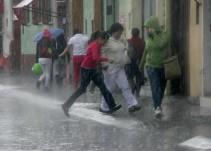 Se prevén tormentas intensas en Chiapas y Oaxaca