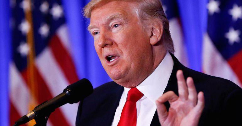 """Donald Trump: """"Que Dios bendiga a la gente de México. Estamos con ustedes y estaremos allí para ayudarlos"""""""