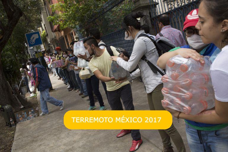 Terremoto, CDMX: ¿Cómo ayudar?