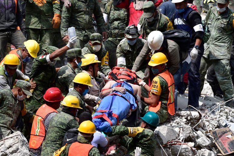 Noticias de hoy: Lista de personas fallecidas tras el sismo en México