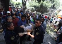 5 mil 400 heridos fueron hospitalizados en el IMSS tras sismo