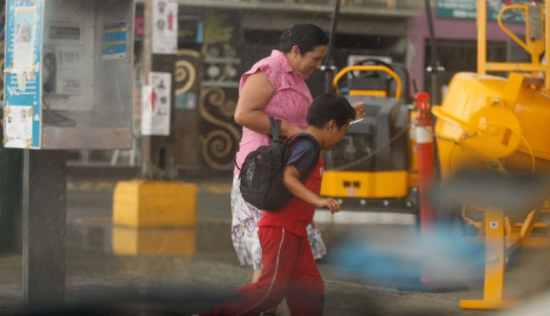 Clima hoy,26 septiembre 2017: Prevén tormentas intensas en Coahuila, Chiapas y Oaxaca