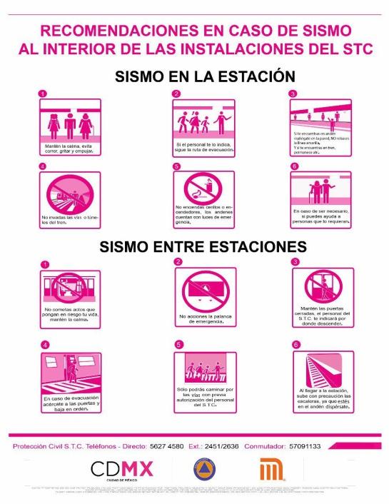 Terremoto, CDMX: ¿SISMO en el Metro? Aquí te decimos que hacer